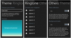 Oh Clock available for Windows Phone, voice commands included1