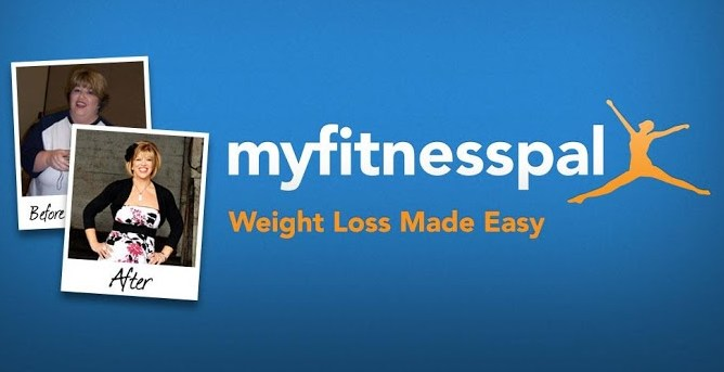 myFitnessPal weight loss is easy