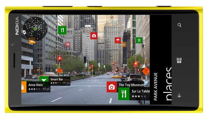 HERE Maps for Windows Phone updated by Nokia, gets new LiveSight features