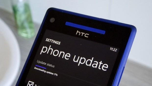 GDR2 update brings problems to HTC 8X