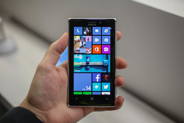 Nokia Lumia 925 Camera360