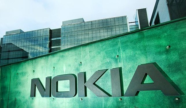 Nokia's HQ - the Logo