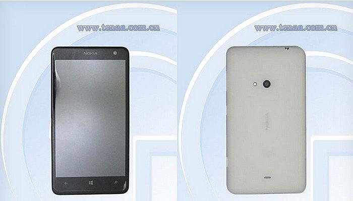 Nokia Lumia 625 leaked images