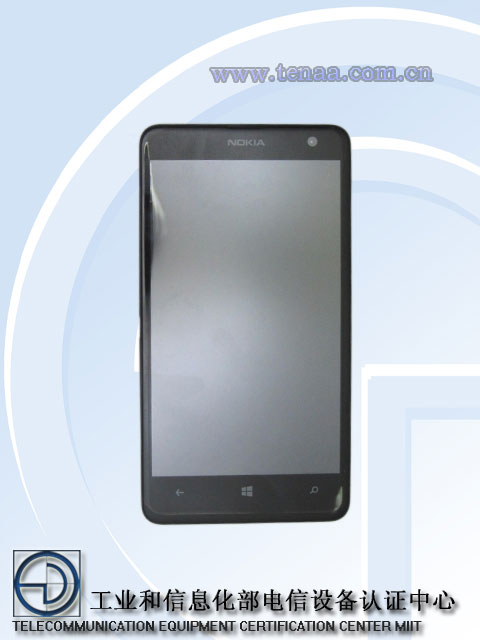the 4.7-inch Nokia Lumia 625