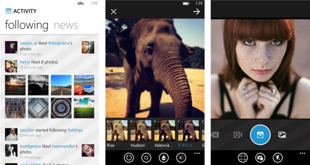 Non-official fully featured Instagram app for Windows Phone now available