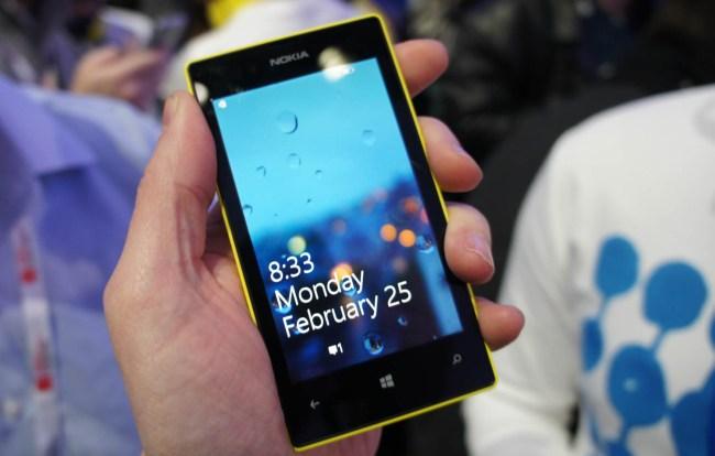 Lumia 520 hands-on