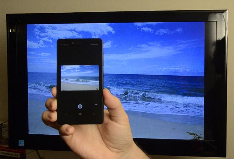 photobeamer for Windows Phone 8