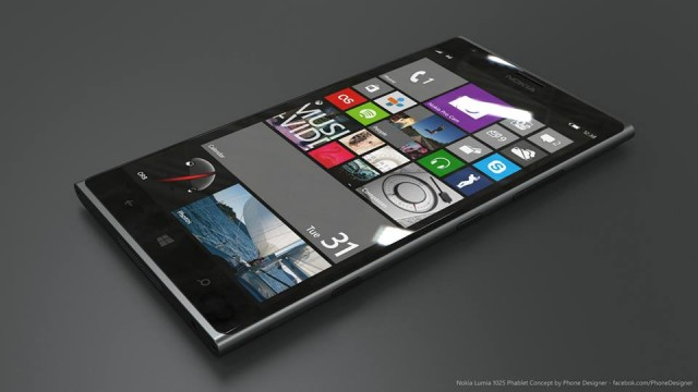 The 6-inch Bandit is actually Lumia 1520, Sirius=10.1-inch tablet