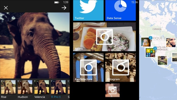 6tag for Windows Phone screens