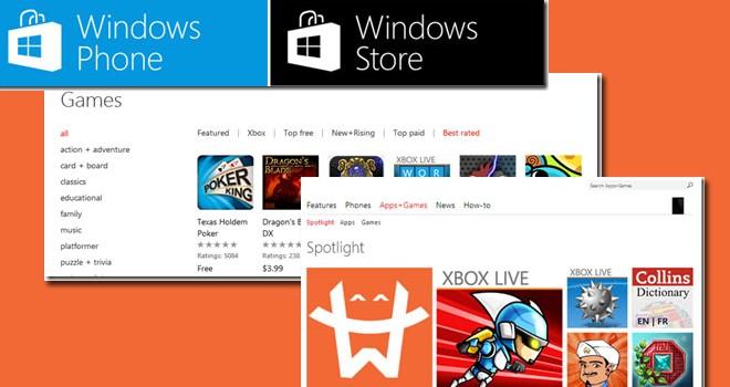 Microsoft to merge Windows Phone Store and Windows Store