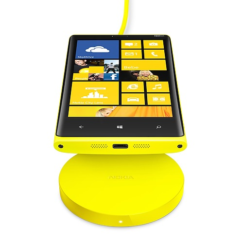 Wireless Charging of Nokia device