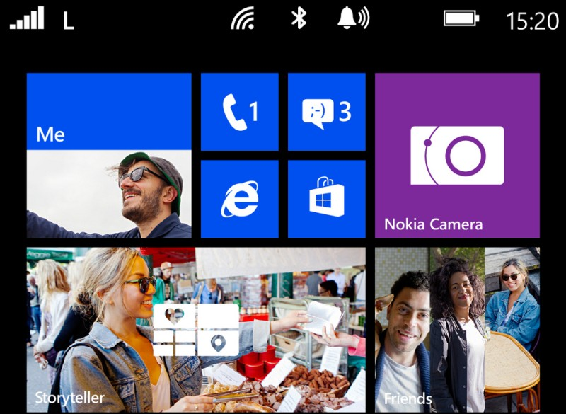 Windows Phone GDR 3 screenshot