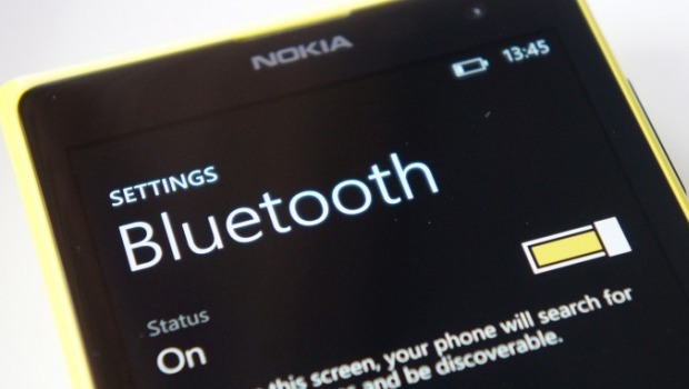 Lumia Bluetooth settings