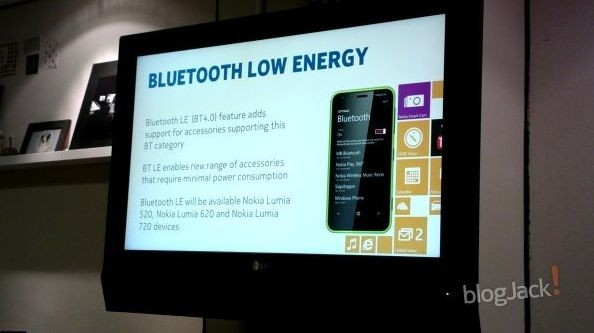 Bluetooth 4.0 for Windows Phone