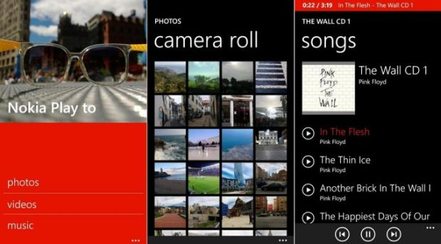 Nokia Play To for Windows Phone 8