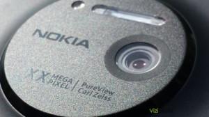 Nokia Lumia 1020 lens