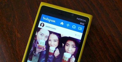 Instagram Beta for Windows Phone 8
