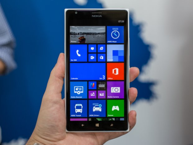 hands-on Nokia Lumia 1520 6-inch model