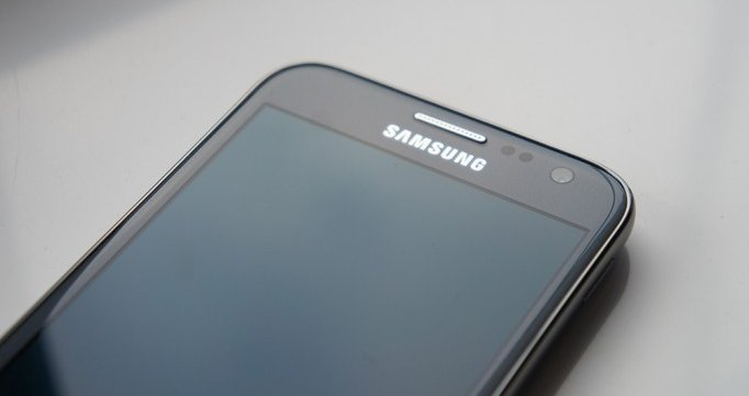 The display of Samsung Ativ S