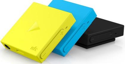 Nokia BH-121 yellow, cyan, black