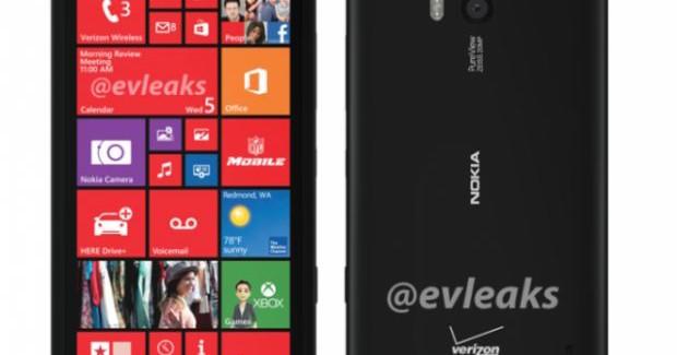 Nokia Lumia 929 evleaks