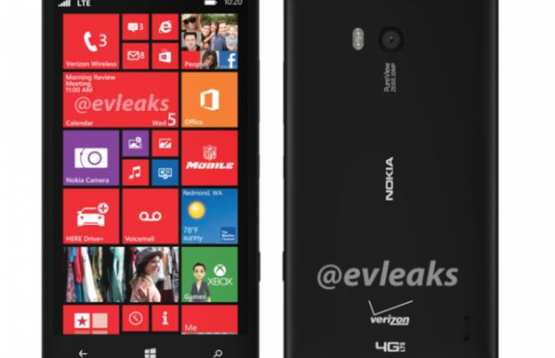 New details and picture of Nokia Lumia 929 leaked