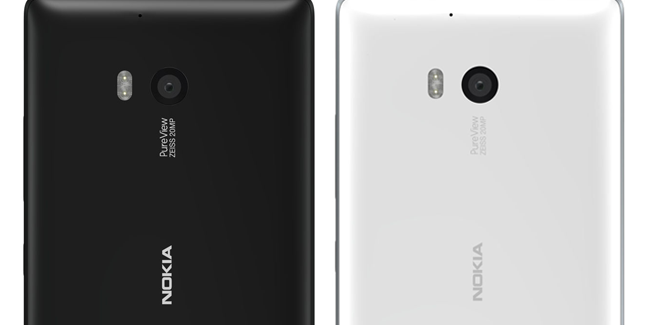 Lumia 929 – the first phone without the 'Nokia' branding?