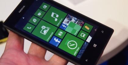 Lumia 520 screenshot