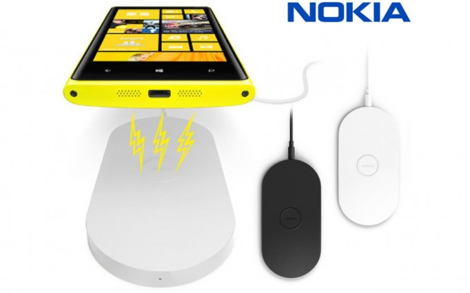 Nokia DT 900 charging plate