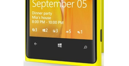 Lock screen notifications in Windows phone 8