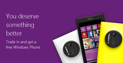 Microsoft Store Lumia promotion