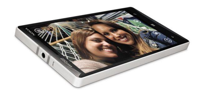 Nokia Lumia Icon display