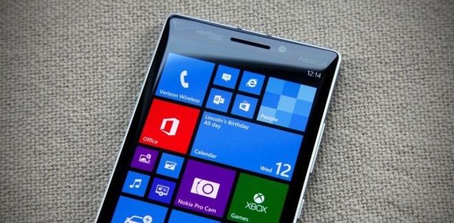 Verizon to upgrade the Lumia Icon to Windows 10 today