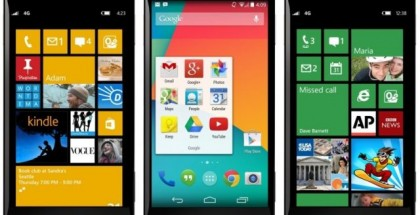 Karbonn devices running Android and Windows Phone