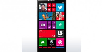 Lenovo Windows Phone 8.1 device