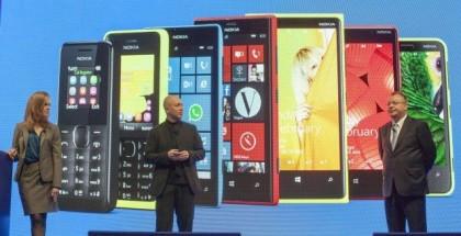 Nokia at MWC, Lumia 520 announcement