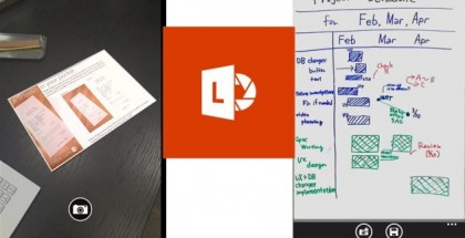Office Lens for Windows Phone