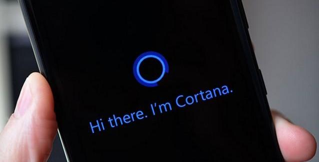 Hello, I'm Cortana
