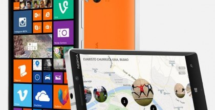 Lumia 930 Windows Phone 8.1 model