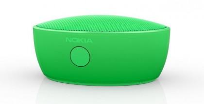 MD12 speaker Nokia in green