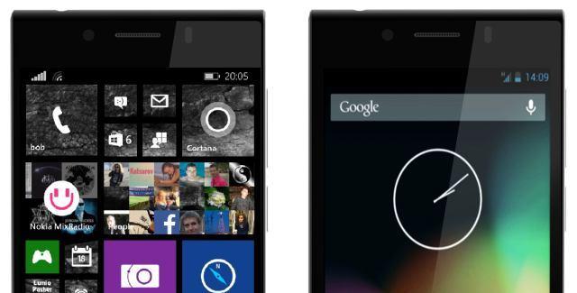 NEO m1 windows phone 8.1