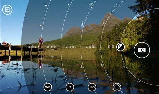 How to tune the focus using Nokia Camera
