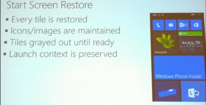 Start screen backup & restore in Windows Phone 8.1