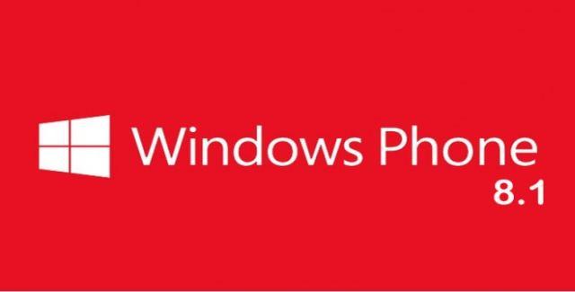 windows phone 8.1 logo red