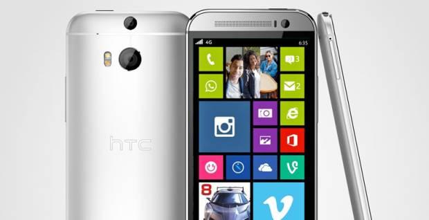 HTC One M8 with Windows Phone 8.1