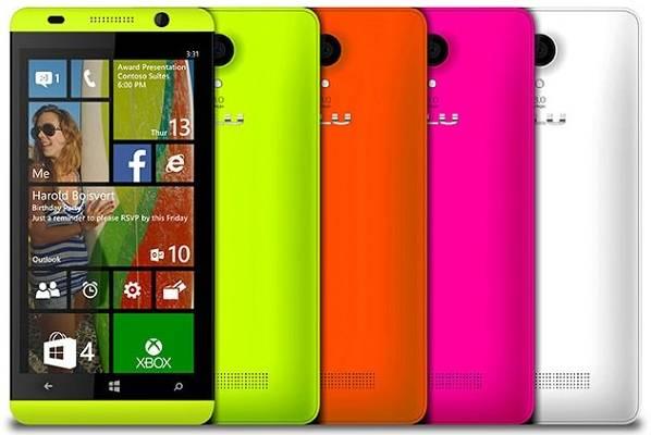 BLU Windows Phone 2014