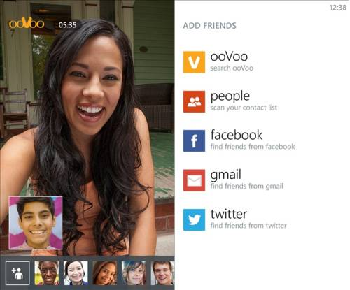 video calling app for windows phone 8 and higher