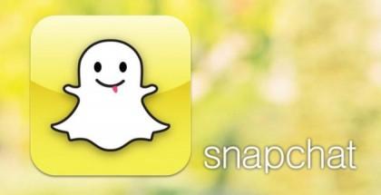 logo of snapchat app