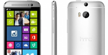 HTC One with Windows Phone 8.1 launches this summer