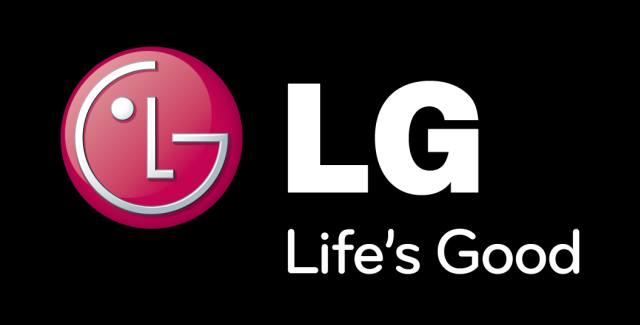 LG Logo black